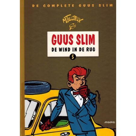 Guus Slim  integraal 05 HC De wind in de rug