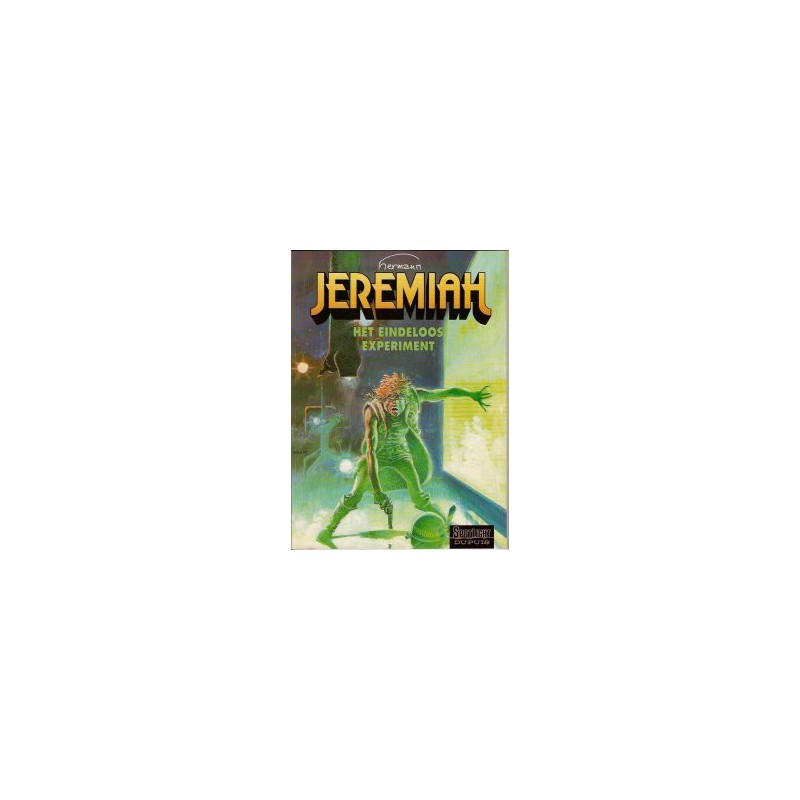 Jeremiah 05 Het eindeloos experiment herdruk