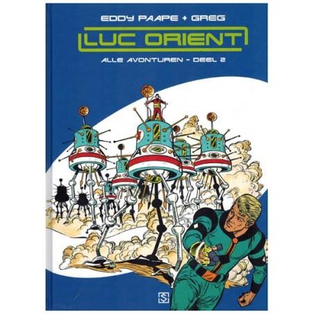 Luc Orient  integraal Luxe HC 02 Alle avonturen