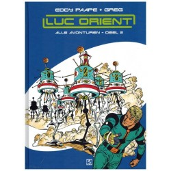 Luc Orient  integraal HC 02 Alle avonturen