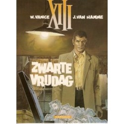 XIII  set deel 1 t/m 19 1e drukken 1984-2007