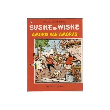 Suske & Wiske 200 Amoris van Amoras herdruk (naar Willy Vandersteen)