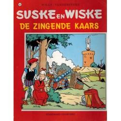 Suske & Wiske 167 De zingende kaars herdruk (naar Willy Vandersteen)