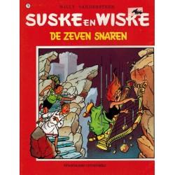 Suske & Wiske 079 De zeven snaren herdruk