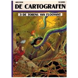 Cartografen A01 De torens van Floovant 1e druk 1995