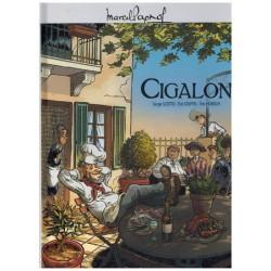 Marcel Pagnol 09 HC Cigalon