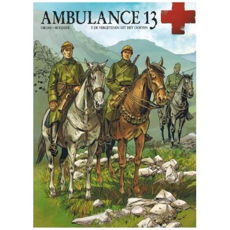 Ambulance 13 07 De vergetenen uit het oosten