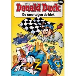 Donald Duck  pocket 282 De race tegen de klok