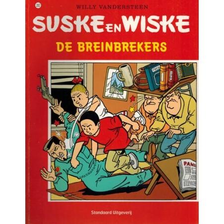 Suske & Wiske 282 De breinbrekers 1e druk 2004 (naar Willy Vandersteen)