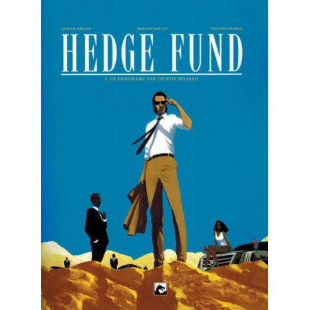 Hedge fund 04 De erfgename van twintig miljard