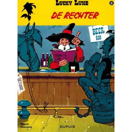 Lucky Luke    13 De rechter