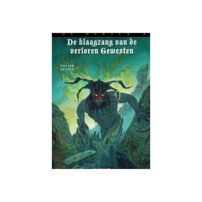 Klaagzang van de verloren gewesten  10 Inferno (De heksen 2)