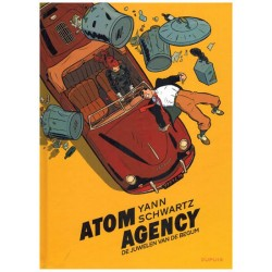 Atom Agency HC 01 De juwelen van Begum