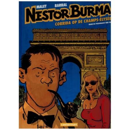 Nestor Burma  13 HC Corrida op de Champs-Elysees
