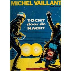 Michel Vaillant 04% Tocht door de nacht 1e druk V/d Hout 1967