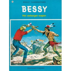 Bessy 094 Het verborgen wapen herdruk
