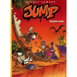 Jump 04 Game over