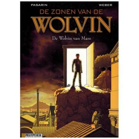 Zonen van de wolvin 01 De wolvin van Mars 1e druk 2005