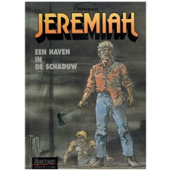 Jeremiah HC 26 Een haven in de schaduw 1e druk 2005
