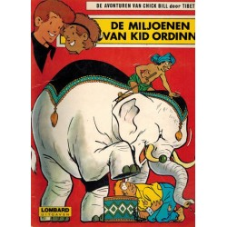 Chick Bill 17 De miljoenen van Kid Ordinn herdruk