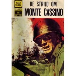 Beeldscherm Classics 805 De strijd om Monte Cassino 1e druk 1963