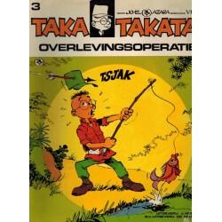Taka Takata 03% Overlevingsoperatie 1e druk 1974