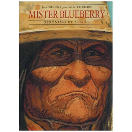 Blueberry  Luxe 09 Geronimo de Apache HC