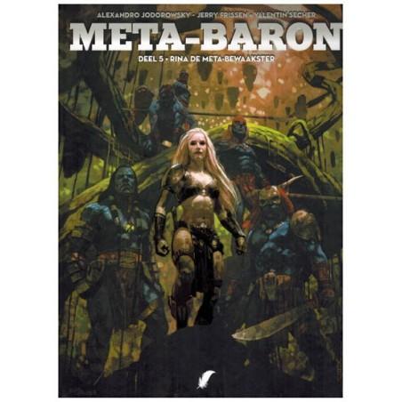 Meta-Baron 05 Rina de meta-bewaakster