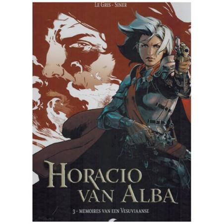 Horacio van Alba HC 03 Memoires van een Vesuviaanse