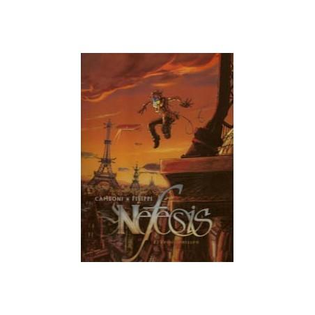 Nefesis set HC deel 1 & 2 1e drukken 2006-2007