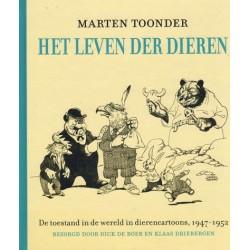 Het leven der dieren HC De toestand in de wereld in dierencartoons 1947-1952