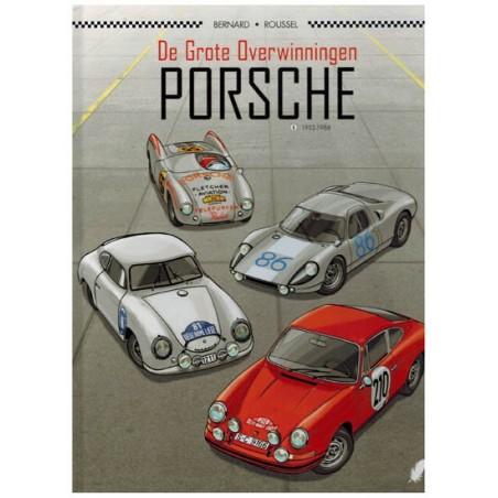 Porsche HC De grote overwinningen 1952-1968 (Plankgas 12)