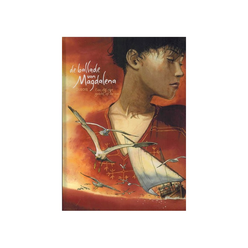 Ballade van Magdalena HC 02 Een olijf rijpt gericht op de zee