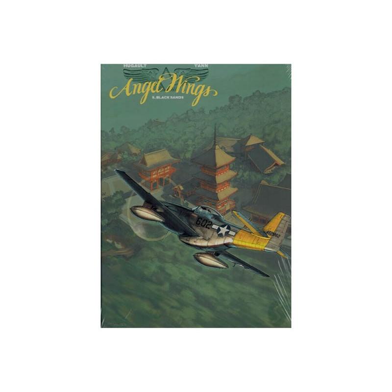 Angel wings 05 HC Limited edition Black sands (alt. omslagillustratie, prent & display)