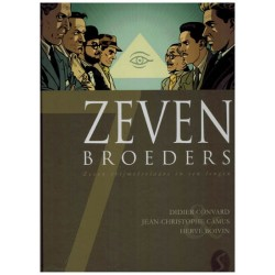 Zeven 16 HC Broeders Zeven vrijmetselaars en een leugen
