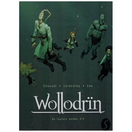 Wollodrin 10 HC De laatste helden deel 2
