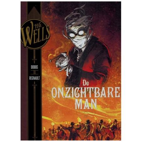 H.G. Wells HC 05 De onzichtbare man deel 2