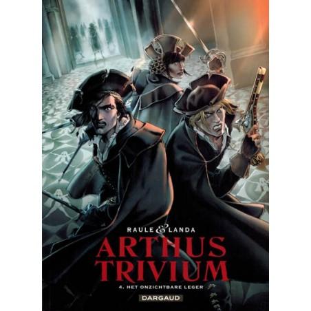 Arthus trivium 04 Het onzichtbare leger