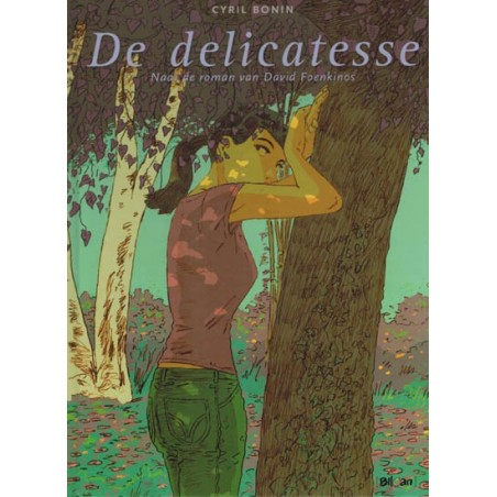Delicatesse HC [naar David Foenkinos]