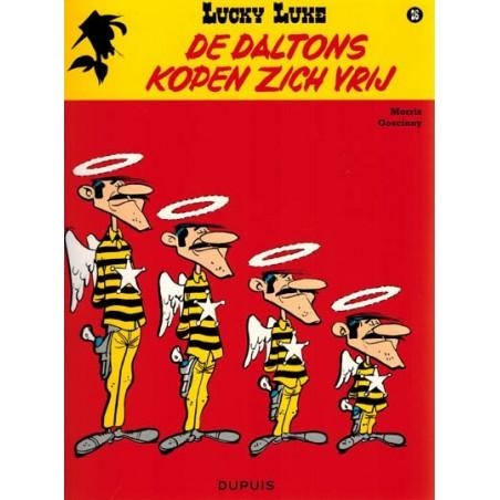 Lucky Luke    26 De Daltons kopen zich vrij