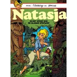 Natasja  23 In het spoor van de Blauwe Sperwer