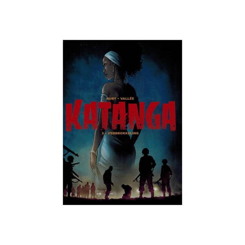 Katanga 03 HC Verbrokkeling
