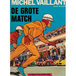 Michel Vaillant 01 De grote match herdruk Helmond
