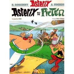 Asterix 35 Bij de Picten herdruk [naar Uderzo & Goscinny]