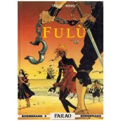 Fulu HC 01 Het noodlot 1e druk 1990