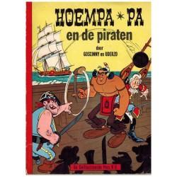 Hoempa Pa en de piraten 1e druk Geillustreerde Pers 1964