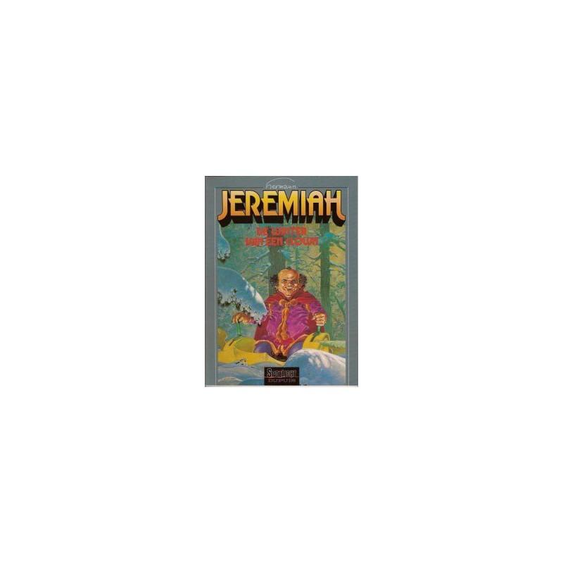 Jeremiah 09: De winter van een clown