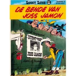 Lucky Luke I 11 De bende van Joss Jamon herdruk