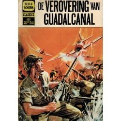 Beeldscherm classics 808 De verovering van Guadalcanal 1e druk 1963