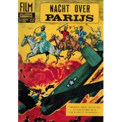 Film classics 514 Nacht over Parijs 1e druk 1963